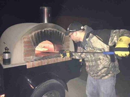 Broken Tree Pizza has a Mobile Wood Fired Pizza Oven