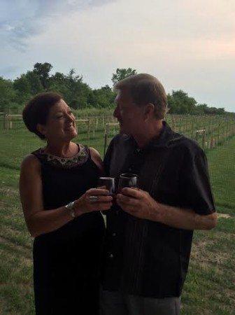 Whistlers in Vineyard